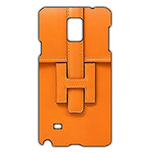 Hermes Logo Back Cover For Samsung Galaxy Note 4 3D Hard Plastic Case