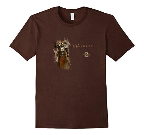 Men's Official Guild Wars 2 Warrior T-shirt Small (Guild Wars Shirt)
