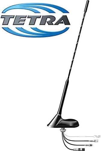 Celular GSM (900/1800 mhz) y FM/AM antena para techo: Amazon ...