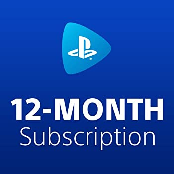 PlayStation Now 12 Month Subscription [Digital Code]