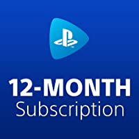 PlayStation Now Subscription (12 Months) - PS4 / Windows...