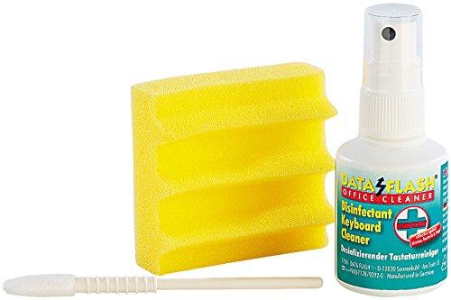 Desinfizierendes Tastatur-Reinigungs-Set (50 ml)