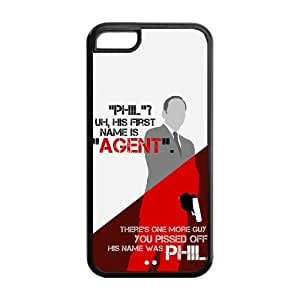 the Case Shop- Customizable Agents of Shield TV Show Avengers iPhone 5C TPU Rubber Hard Back Case Cover Skin , i5cxq-204