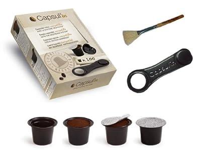 Capsul'in Capsules - Fillable Nespresso Tea Coffee Compatible Pod from My-Cap