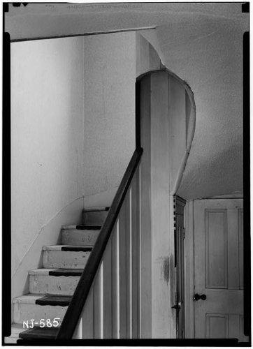 HistoricalFindings Photo: John Brick III House,County Road 50,Dutch Neck,Mercer County,NJ,New Jersey,1 (Brick Furniture Nj)