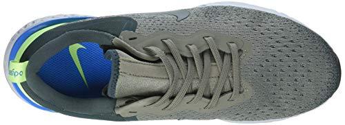 001 Da React Blast Stucco Uomo Spruce Basse Ginnastica Nike faded Scarpe dark lime Multicolore Odyssey q6OxAnB5wt