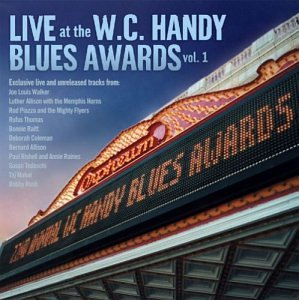 Live at the W. C. Handy Blues Awards 1