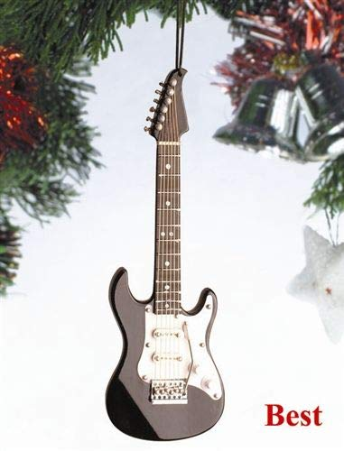 Electric Guitar Decorations (Musical Instrument Christmas Ornament (5