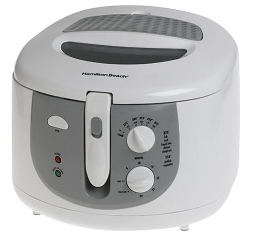 Hamilton Beach 35020 Touch Fryer