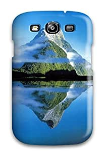 Protective Tpu Case With Fashion Design For Galaxy S3 (free Phone)