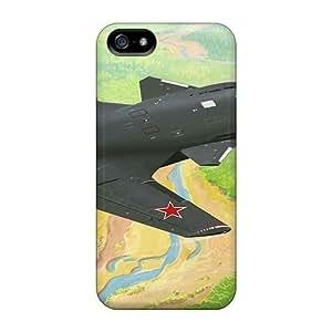 New Arrival With GLqgSho628WpgxK Design Case For Sam Sung Galaxy S5 Mini Cover - Su 47 Berkut C 37 Firkin Swept Wing Fighter