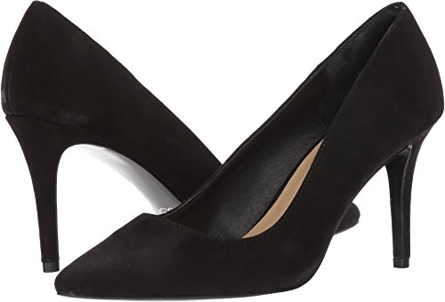 - Chinese Laundry Women's Ruthy Dress Pump, Black Suede, 9 M US