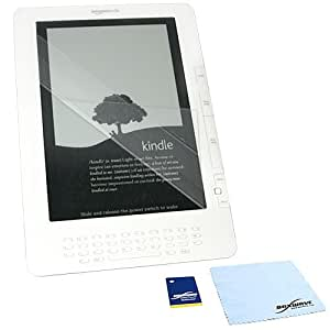 BoxWave Kindle DX ClearTouch Anti-Glare Screen Protector Single Pack - Anti-Fingerprint, Matte Screen Guard Cover