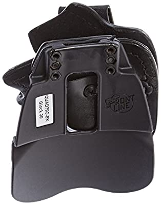 Front Line Quad Multi- Function Holster with Suede Lining