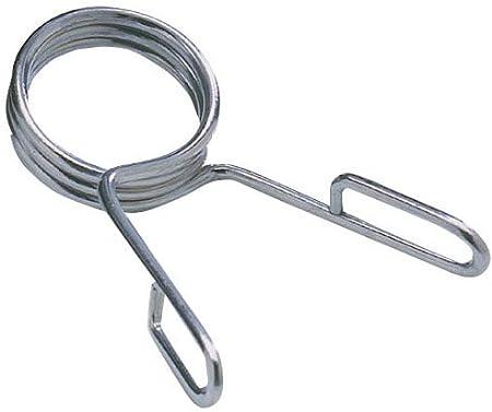 Fijaciones de muelle para barra de pesas (2 unidades, disponible ...