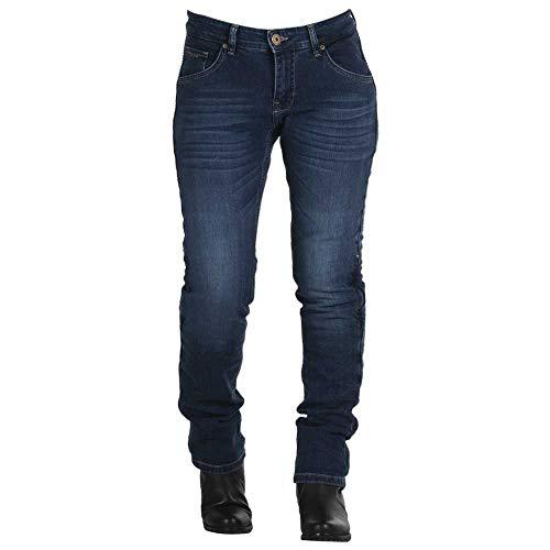 Azul Homologados 36 City Jeans Mujer Overlap Smalt Talla Ruta w7SYxxFqI