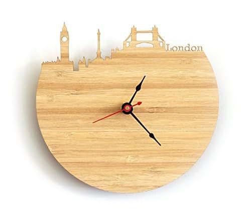 London Skyline Clock