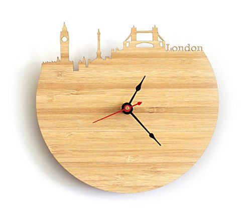 London Skyline Clock