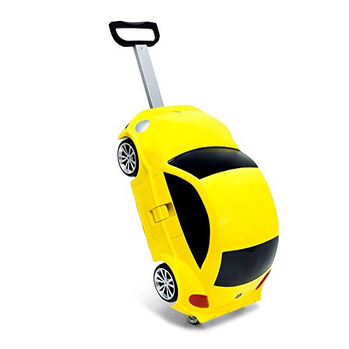 Price comparison product image [Lucky Planet] Volkswagen Beetle Kids Suitcase