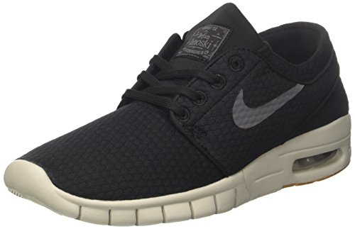 SB Dark Stefan Shoes Black Men's Janoski Med Bone light gum Nike Grey Max Brown FnBpWqwFd