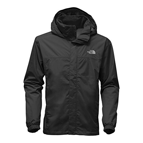 The North Face Mens Resolve 2 Jacket - TNF Black/TNF Black - (The North Face Denali Mens)