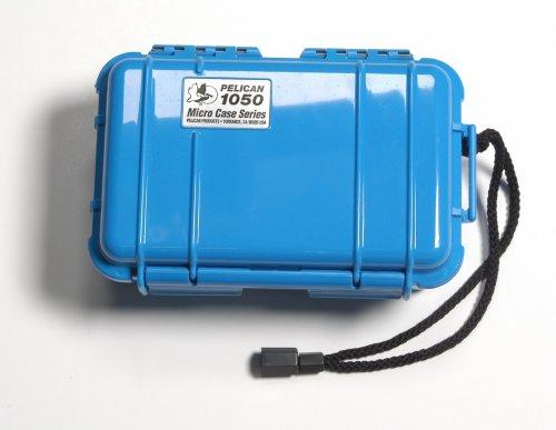 Pelican 1050 Micro-Case  - Blue (Pelican Blue Micro Case)