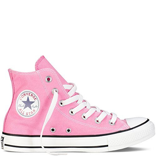Converse All Star HI Canvas Seasonal, Unisex-Erwachsene Gymnastikschuhe , rosa - Rosa(Rose) - Gr枚脽e: 37,5 EU