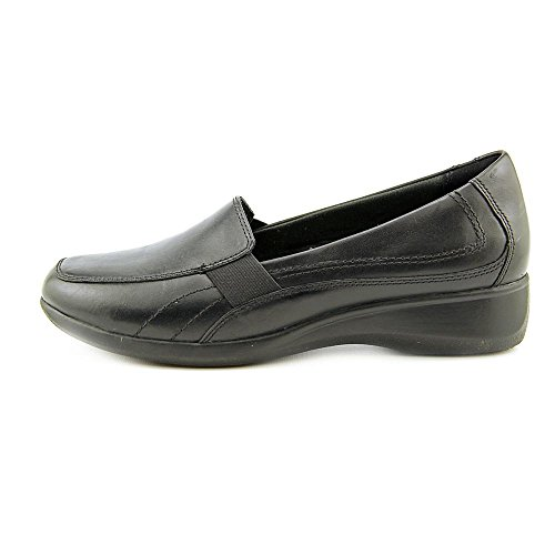 Slip Gael on Bobtail Black CLARKS Shoes Women's pwBqCf
