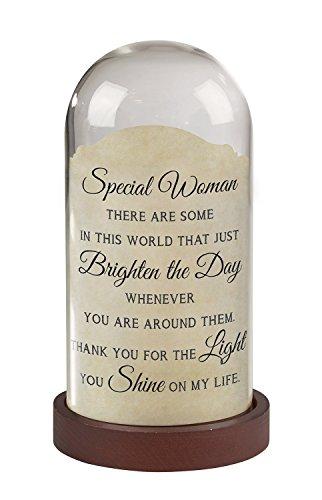 (CB Gift Heartfelt Collection Light Jar 4