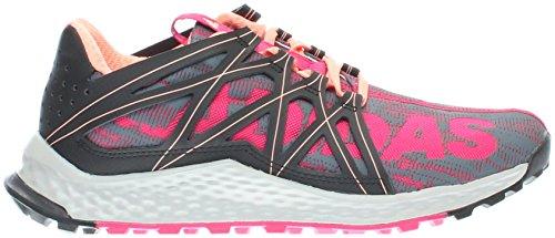 the latest e12f4 44082 adidas Performance Women s Vigor Bounce w Running Shoe, Bold ...