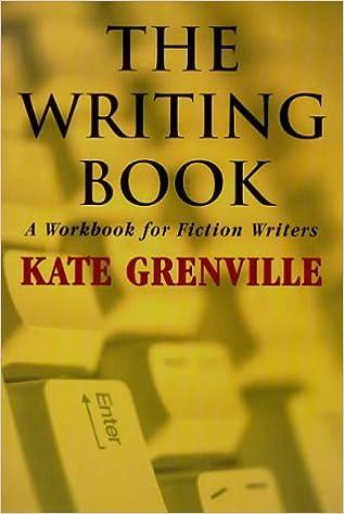 Books on fiction writing