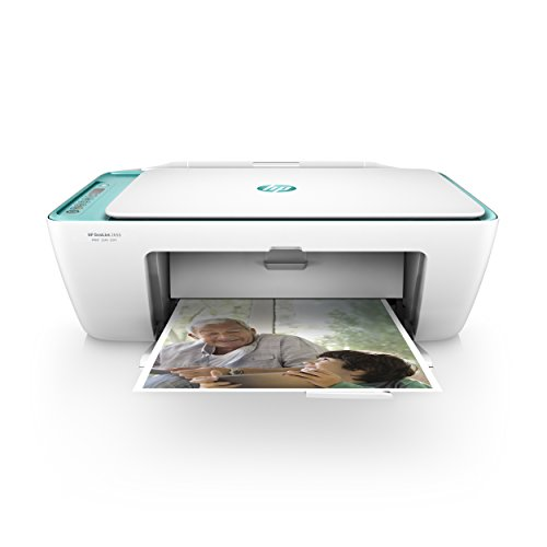 HP DeskJet 2655 All in One Compact Printer, Instant Ink ready – Teal (V1N03A)
