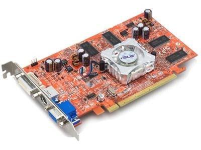 Asus AX300SE/TD/128 Radeon X300SE 128MB Pci-e