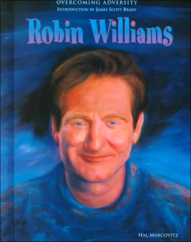 Read Online Robin Williams (Overcoming Adversity) pdf