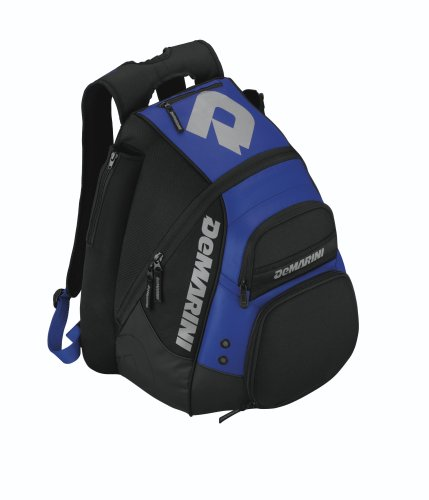 DeMarini VooDoo Paradox Backpack, Royal Blue (Easton Walk Off Bat Pack compare prices)