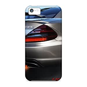 Hot New Mercedes Sl65 Amg Black Series Case Cover For Iphone 5c With Perfect Design
