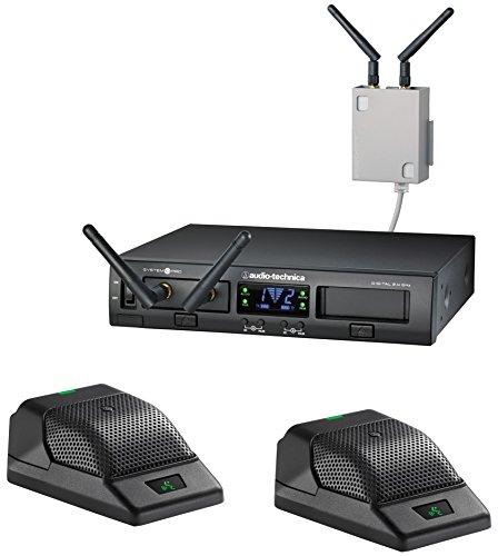 Audio-Technica System 10 Boundary Microphone Rackmount Dual