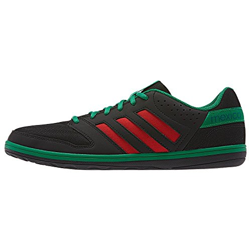 - adidas Mexico Freefootball Janeirinha Top Sala (12.5) Black, Green