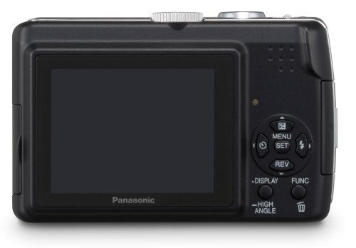 PANASONIC LUMIX DMC-FS5 OPERATING INSTRUCTIONS MANUAL Pdf Download