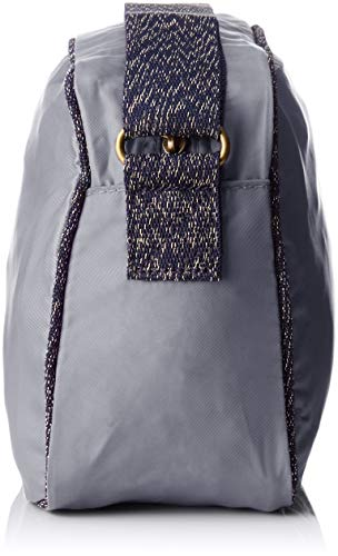 Bensimon Grey Gris Small Body Anthracite Bag Women's Cross Besace ffBwT