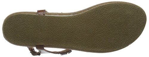 Blowfish Damen Galoya Sandalen Brown (scotch)
