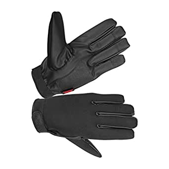 Women's Neoprene Motorcycle, Police, Warm Winter Glove at