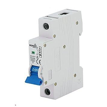 LS-Schalter Leitungsschutzschalter Sicherungsautomat C 1-polig 4 ...