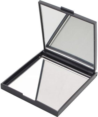 貝印『拡大鏡付コンパクトミラー』