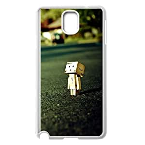 Samsung Galaxy Note 3 Cell Phone Case White_Lonely Dan Board Close Up FY1502872