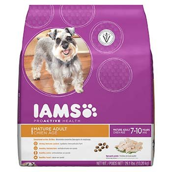 Iams PROACTIVE HEALTH Senior and Mature Adult Dry Dog Food