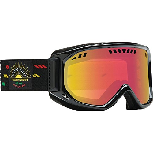 Smith Optics Scope Airflow Series Winter Sport Snowmobile Goggles Eyewear - Revival Irie/Red Sensor / One - Velocity Goggles Price