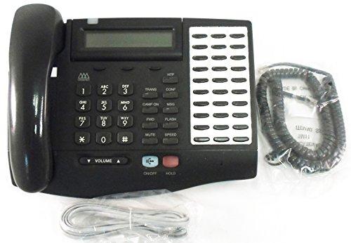 - Vodavi 3015-71 XTS 30-Button 24-Character LCD Display Telephone - Refurbished (Black)