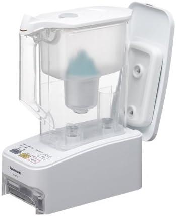 Purificador de agua alcalina Panasonic blanco TK-AP10-W (Jap?n importaci?n / El paquete y el manual est?n escritos ...