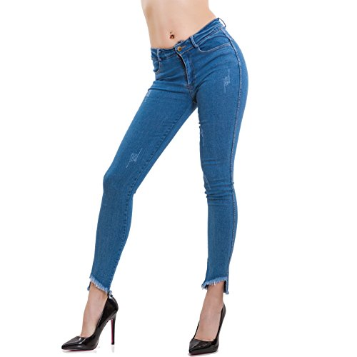 Jeans Chiaro Chiaro Jeans Femme Toocool Jeans Skinny AqTHXH
